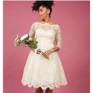 Chi Chi London Gilded Grace Dress